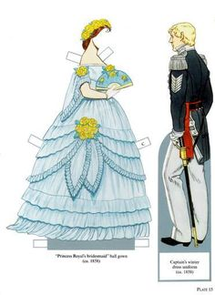 Hoop Skirts and Crinoline 1850s