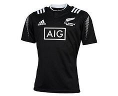 Amazon.com: NEW ZEALAND 2015/16 Sevens Men's Rugby Jersey: Clothing Thing 1, Rugby, New Zealand, Fashion Brands, Amazon, Clothing, Shopping, Black, Tops
