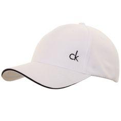 5f00d83d7b2 Calvin Klein Golf 2016 Mens CK Airtex Adjustable Mesh Cap Baseball Hat
