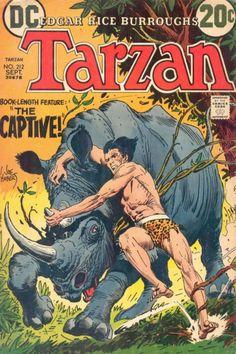 Tarzan 212 - Joe Kubert