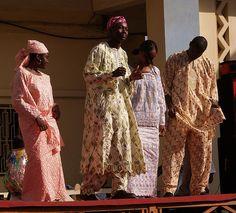 Traditional Dress, Nigeria