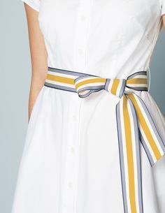 Sophia Shirt Dress