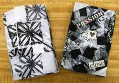 ARTISUN: 7th Grade Pattern Stamped Tissue