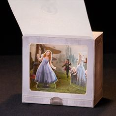 Alice In Wonderland Shadow Box How to