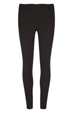 Black Bengaline Pants