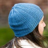714 Oblique Hat