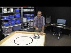 Getting Started With The LEGO Mindstorms EV3 Touch Sensors - YouTube