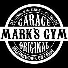 Mark's Gym Logo