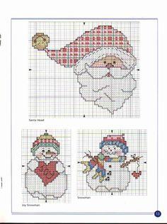 Gallery.ru / Фото #12 - 101 Christmas XS Designs - natalytretyak