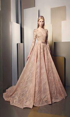 Ziad Nakad / Evening Dress