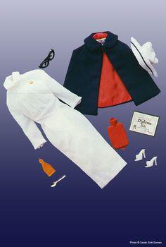 Registered Nurse #991   Barbie Collector
