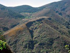 Mina romana da Toca, O Courel, Lugo