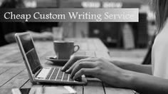 cheap custom writing service