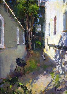 Jennifer McChristian - Work Zoom: In Between