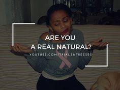 Fake Naturals & Protective Style Slaves Response - YouTube
