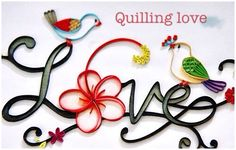 Quilling lovers