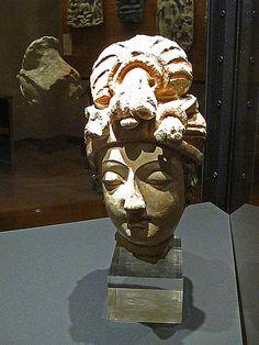 Persian sculpture Museo Nazionale d'Arte Orientale