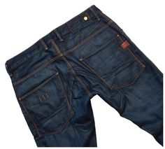 G-STAR JEANS 'RANCH 5620 3D TAPERED' MEN'S W36 L32, Authentic - RRP $230