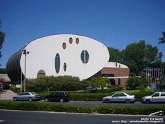 La Grande Motte - Le Palais des Congrès