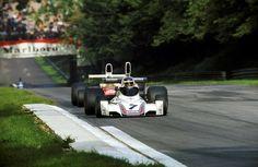 Carlos Reutemann, Brabham BT44B - Monza, 1975.