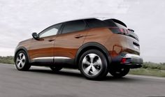 ► 2017 Peugeot 3008 - interior Exterior and Drive
