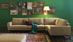 divano angolo kent