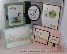 Stamp & Scrap with Frenchie: Quick view class in mail