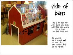 I am posting the measurements to my book barn.  So…I know it isn't leaving much time for book barn building, but…here goes!  (also I find it incredibly unfair that some of you may have talent for building as well as blogging!!!!!) The book barn story…I found this barn on craigslist after my husband searched for …