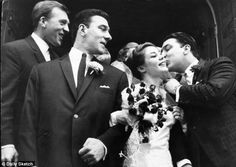Reggie Kray married Frances Shea in 1965, but just two years later she committed suicide. ...