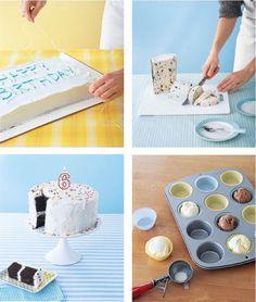 cake slicing tips