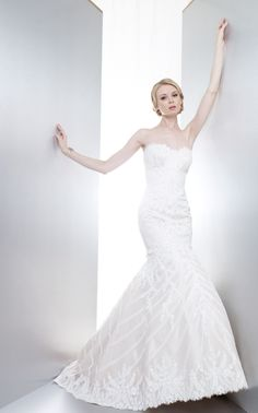 Matthew Christopher 'Sofia' wedding dress