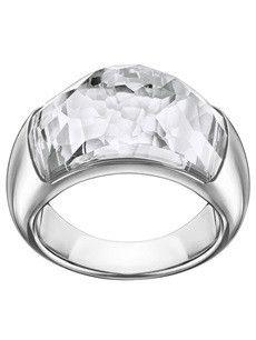 SWAROVSKI DOME RING, SIZE 52, 5184247 | Duty Free Crystal
