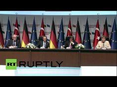 Turkey: Merkel confirms Turkish visa liberalisation from end of July