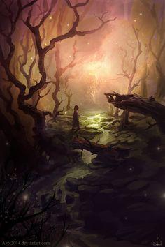 Narnia by Azot2014 on deviantART