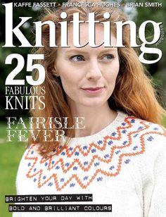 Knitting - №185 2018. Обсуждение на LiveInternet - Российский Сервис Онлайн-Дневников Knitting Magazine, Crochet Magazine, Knitting Patterns Free, Free Knitting, Knitting Ideas, Simply Knitting, Knitting Books, Book And Magazine, Couture