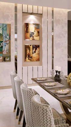 White House Interior, White Interior Design, Fancy Living Rooms, Beautiful Living Rooms, Master Bedroom Interior, Interior Design Living Room, Interior Room Decoration, Interior Ideas, Ceiling Design Living Room