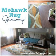 This Girl's Life: {Mohawk Rugs Giveaway}