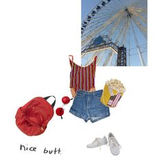 who says tomorrow will be guaranteed ??? by muthacreep on Polyvore featuring American Apparel, NIKE and Marc by Marc Jacobs