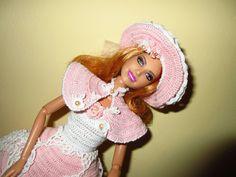 """""""Lavorazione e descrizione Abito Barbie 6"""" - Parte 1 -"""