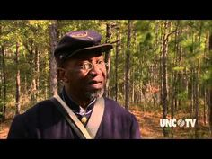 """Meet Fred Johnson of Wilmington, an African-American whose ancestors fought in the Civil War and who now works tirelessly to honor their service. """"Our State"""" the television program in partnership between UNC-TV and Our State Magazine, with generous support from BB This segment first aired on April 5, 2012."""