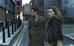 London Shoot Photographer: Oly Barnsley Hair: Leigh Keates Makeup: Emma Miles Stylist: Chuck + Pap Shirock + Claire Lim Models: Chuck Shirock + Pap Shirock