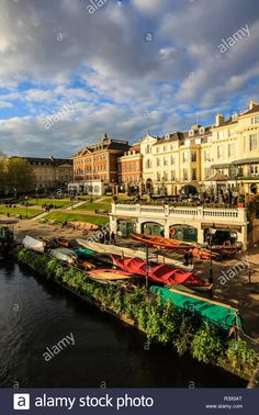 Download this stock image: Thames, Riverside, Richmond, London, England
