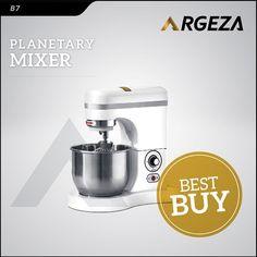 Keunggulan alat ini terletak dalam kecepatan serta hasil pengocokkan adonan kue sehingga saat anda menggunakan mesin planetary mixer dalam bisnis anda maka hasil adonana kue akan sangat diminati kalangan konsumen kuliner roti diluar sana. Disamping itu, kecepatan pengocokan adonan kue menggunakan mesin mixer membuat usaha anda lebih bisa menyediakan permintaan konsumen secara leluasa. . . Spesifikasi Mesin: Model Planetary Mixer Cs B7 input power 300 W Bowl Capacity 7 Liter Speed 0-280 Rpm…