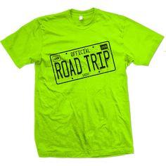 Official Road Trip Shirt 2015