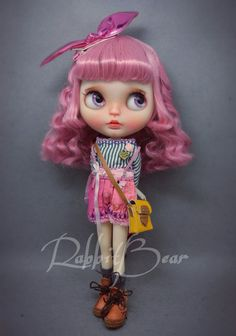 Hey, I found this really awesome Etsy listing at https://www.etsy.com/au/listing/490972041/ooak-custom-blythe-doll-ivanka-with