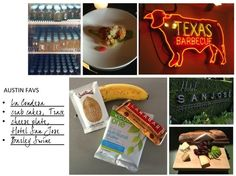 Some of my favorite Austin food spots