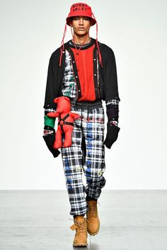 Bobby Abley Spring/Summer 2018 Menswear Collection | British Vogue