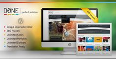 Done - Perfect Solution WordPress Theme - ThemeForest Item for Sale