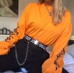 Edgy Outfits – Page 4158366127 – Lady Dress Designs Skater Girl Outfits, Teen Fashion Outfits, Edgy Outfits, Mode Outfits, Retro Outfits, Grunge Outfits, Grunge Fashion, Look Fashion, Korean Fashion