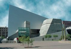 Arizona Science Center (Phoenix, AZ) - I love the Science Center.  So much to see, touch, and learn.